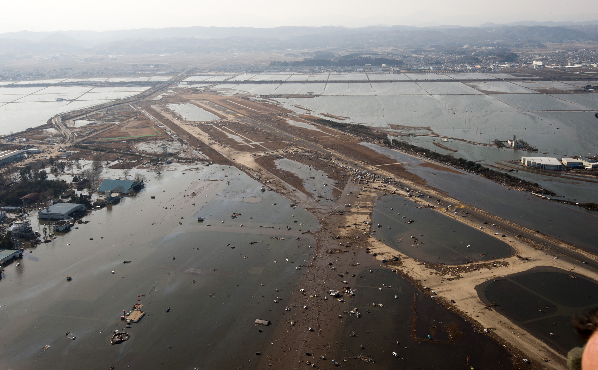 The 2011 Japan earthquake rattled supply chains globally.