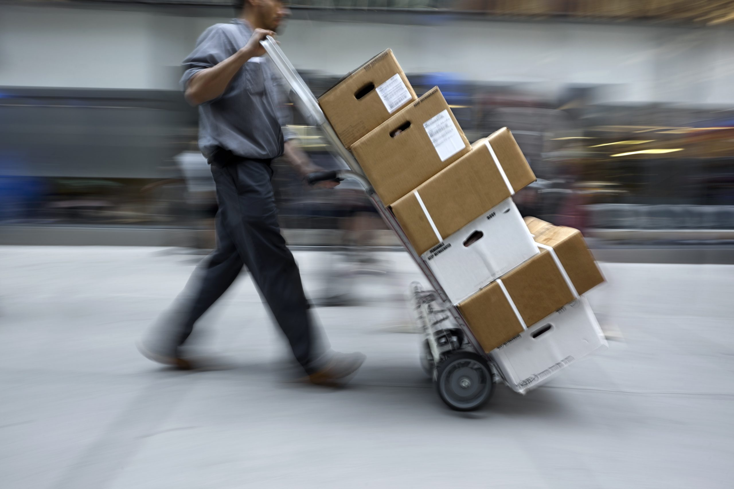 Holiday shipping is set to increase by 12 percent this year.